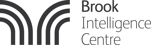 Brook Intelligence Centre logo
